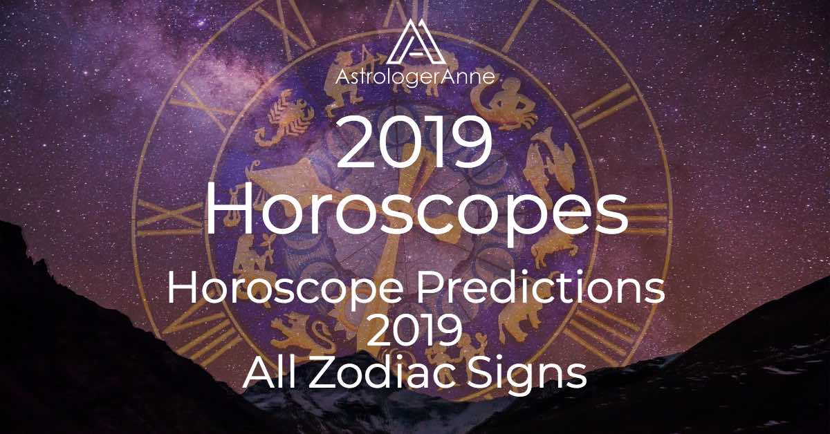 2019 Horoscopes - All Zodiac Signs