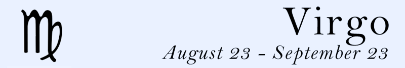Virgo symbol and dates