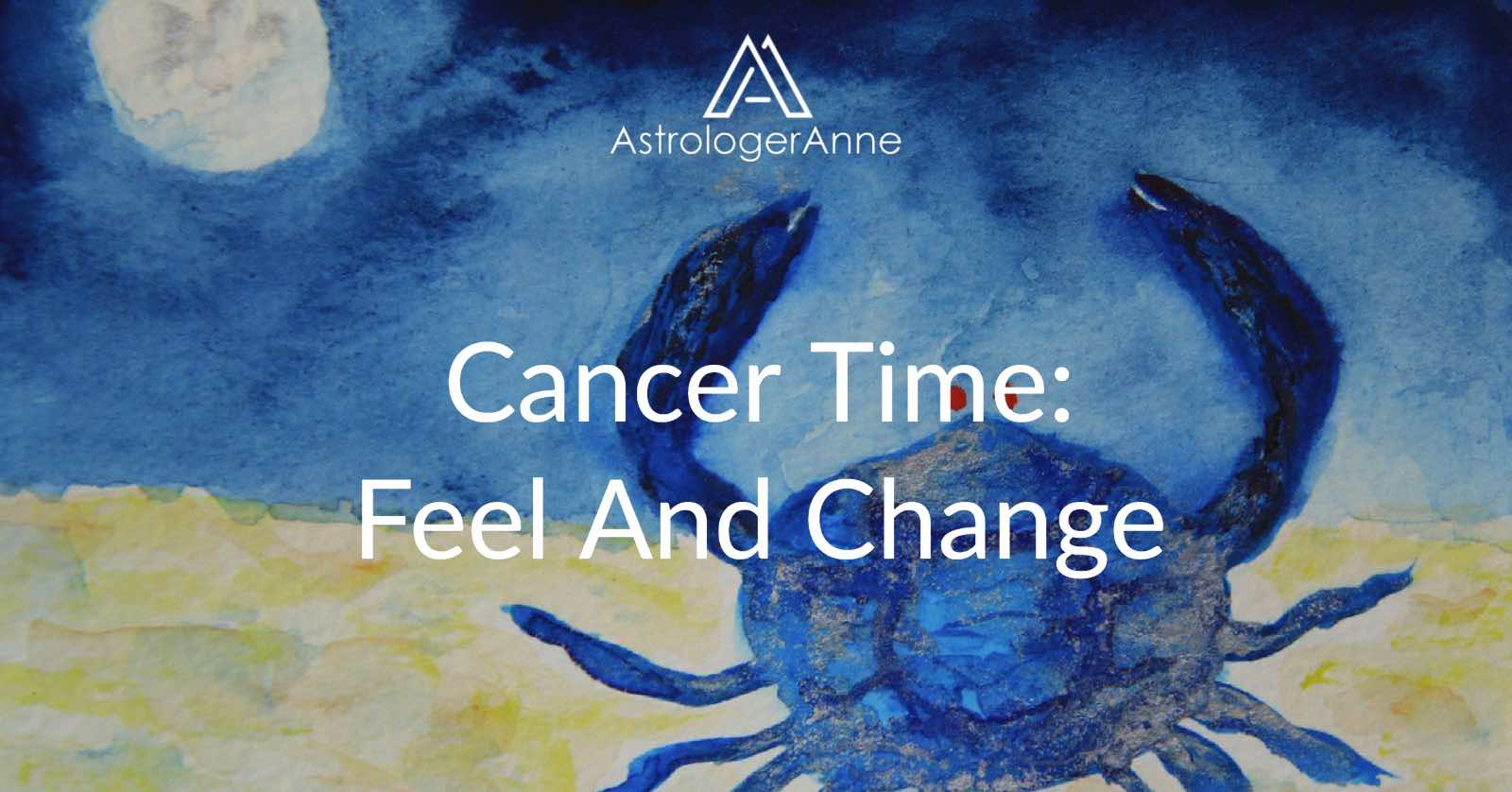 Cancer Traits, Time Of Year – Sensitivity, Gentleness