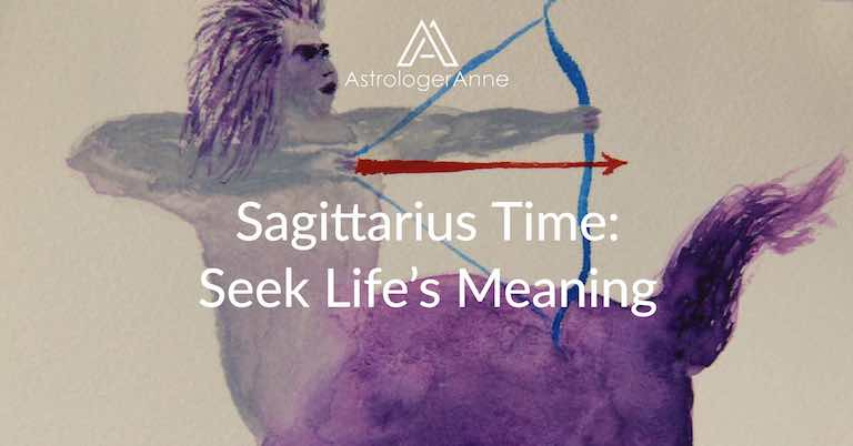 Sagittarius Traits, Time Of Year – Expand, Ask Why
